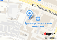 Компания «Спецпошив» на карте