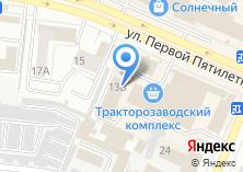 Компания «КапРемонт» на карте