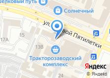 Компания «Май-сервис» на карте