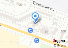 Компания «Тех-Проект» на карте