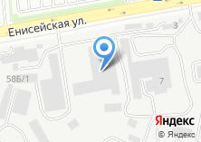 Компания «Тоос» на карте
