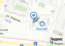 Компания «Активист» на карте
