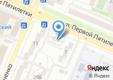 Компания «КиС`С» на карте