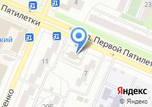 Компания «seo-chel» на карте
