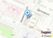 Компания «Отдел полиции №4 Управления МВД по г. Челябинску» на карте