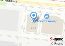 Компания «Lexus-Челябинск» на карте