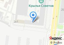 Компания «МЕДИАПРИНТ» на карте