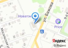 Компания «Star-авто» на карте