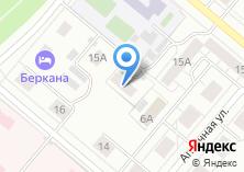 Компания «Коммунальный сервис» на карте