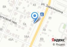 Компания «Сварщик74» на карте