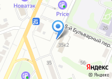 Компания «НейлонПро» на карте