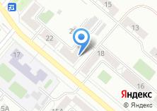 Компания «Швейное предприятие авторской униформы» на карте