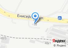 Компания «EuroЦемент» на карте