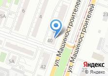 Компания «Советское» на карте