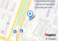 Компания «Гомеопатическая клиника доктора Попова» на карте
