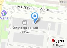 Компания «Переезд-Сервис» на карте