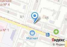 Компания «АВТОМОЗАЙКА» на карте