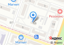 Компания «ОБЭП Отдел полиции Управления МВД по г. Челябинску» на карте