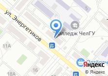 Компания «Нинамс» на карте