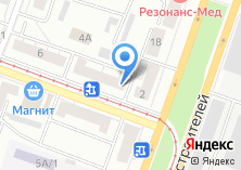Компания «Молочный фургончик» на карте