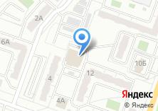 Компания «Метрополис» на карте