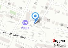 Компания «Строящийся жилой дом по ул. Завалишина» на карте