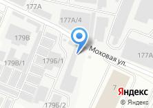 Компания «IVT-Челябинск» на карте