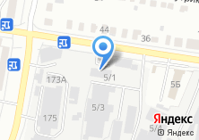 Компания «Урал-Прибор» на карте