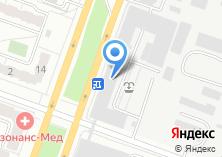 Компания «Электромашина» на карте