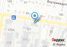 Компания «Аберс» на карте