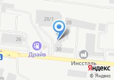 Компания «ПлодОвощТорг» на карте