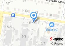 Компания «Челябинский рыбоперерабатывающий завод» на карте