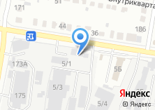 Компания «Уралпромцентр» на карте