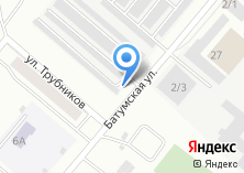 Компания «Гаражно-строительный кооператив №309» на карте