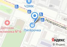 Компания «Банкомат Банк ВТБ 24» на карте