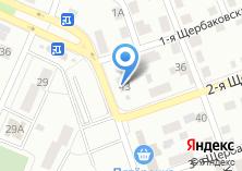 Компания «Авто-3м» на карте