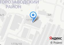 Компания «ОФК» на карте