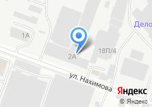 Компания «Уральская железнодорожная компания» на карте