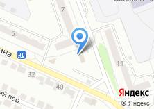 Компания «Северо-Восточный» на карте
