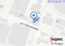 Компания «Внедорожник» на карте