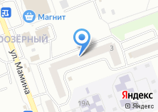 Компания «РАВИС сеть магазинов полуфабрикатов» на карте