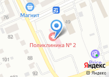 Компания «Городская больница №13» на карте