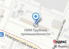 Компания «СтройСпецТехника» на карте
