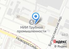 Компания «ЮНИТРЕЙД» на карте