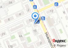 Компания «Строймаркет» на карте