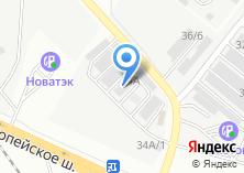 Компания «Autostart» на карте