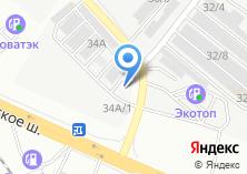 Компания «Шиносервис» на карте