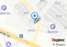 Компания «Починки» на карте