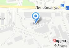 Компания «Груз74.рф» на карте