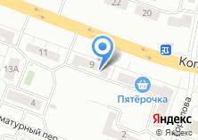 Компания «HeartSport-Челябинск» на карте